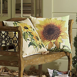 Sunflower Pillows