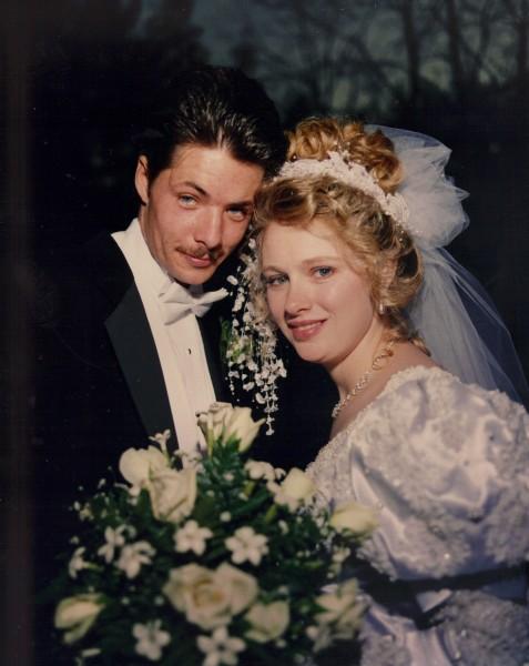 Dean and Lisa Hogan