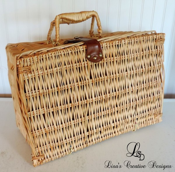 Creative Picnic Basket Ideas : Creative ideas for decorating with baskets