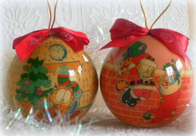 Image result for Retro Christmas Ornaments