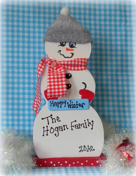 Snowman Gifts and Decor