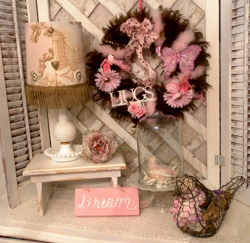 Handmade Shabby Chic Decor