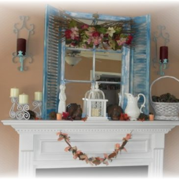 Thanksgiving At Lisa's…A Home Tour