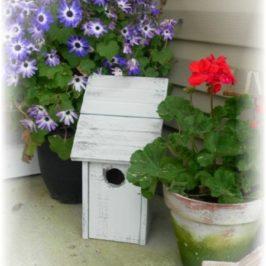 A Cottage Inspired Garden Porch Makeover!