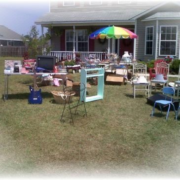 How To Host A Weekend Yard Sale