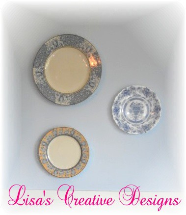 Cottage Plates