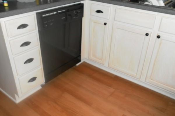 Kitchen cabinets new hardware