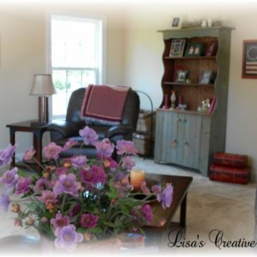 Making A New House A Home ~ Staging To Live