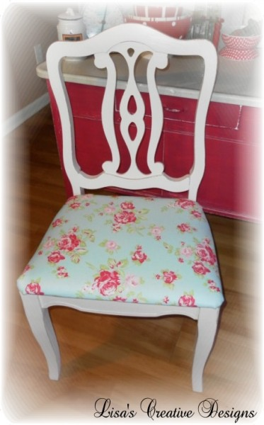 Cottage Style Kitchen Chair
