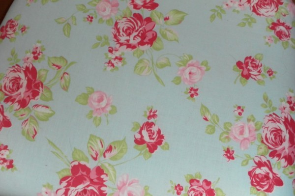 Tanya Whelan Darla Rose Fabric