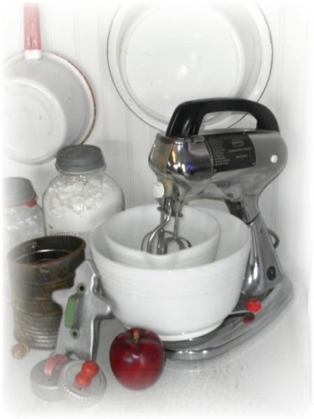 vintage hamilton beach mixer