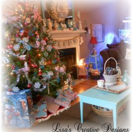 Decorating For Christmas….A Holiday Home Tour