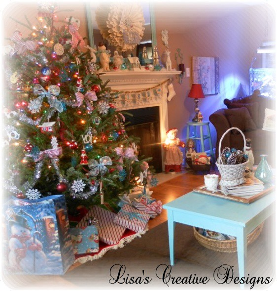 take a look at more decorating photos in holiday decorating portfolio here