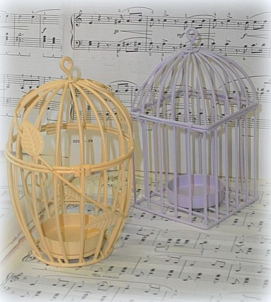 Miniature Bird Cages