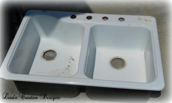 americast kitchen sink my farmhouse kitchen installing a quot new quot kitchen sink 1240