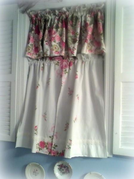 Country Cottage Style Curtains