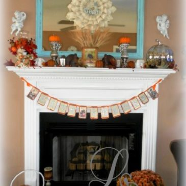 Decorating For Thanksgiving…A Little Home Tour
