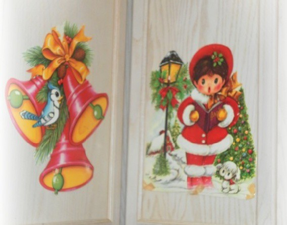 Vintage Christmas Die Cuts