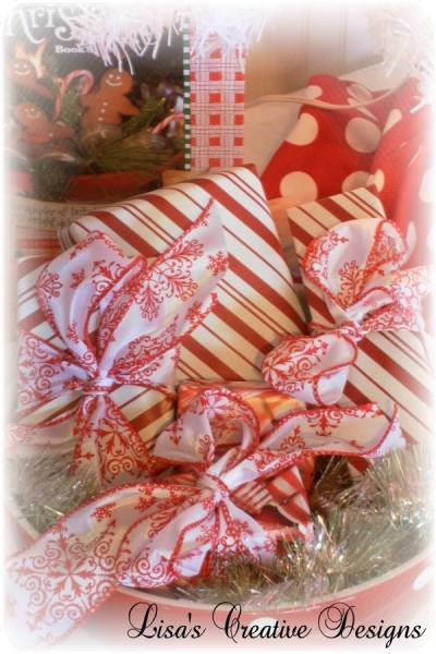 Decorative Christmas Packages