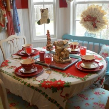 Decorating For A Vintage Style Christmas