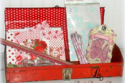 Conquer The Clutter….Thrifty Storage Solutions