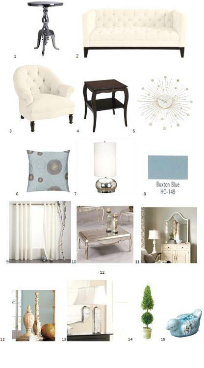 Online E Decorating Interior Design Services By Lisa 39 S Creative Designs