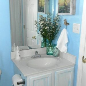 Beach Inspired Bathroom