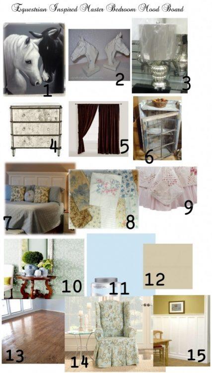 Decorating Inspiration A Master Bedroom Mood Board