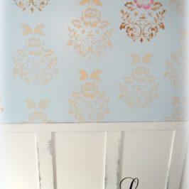 Master Bedroom Update: DIY Board and Batten Wainscoting