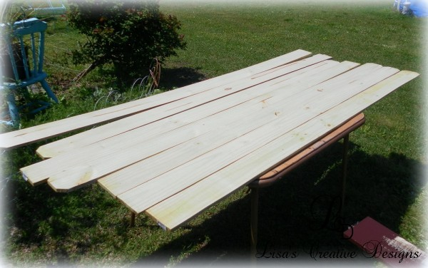 diy wainscoting fence pickets