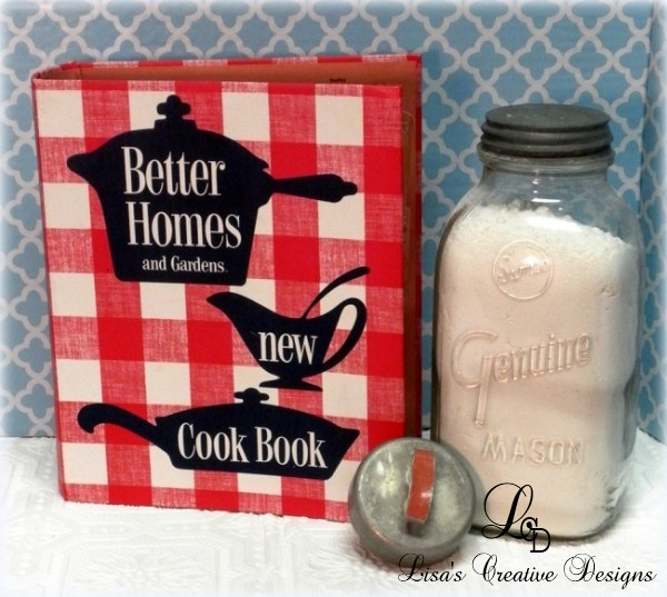 Vintage 1950's Better Homes and Garden New Cook Book
