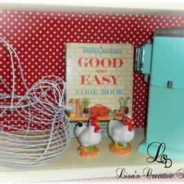 Decorating and Crafting With Vintage Cook Books