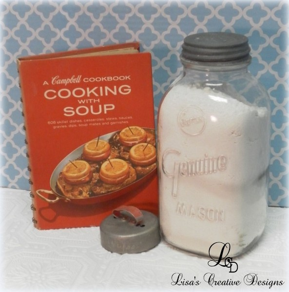 Vintage Campbell's Soup Cook Book
