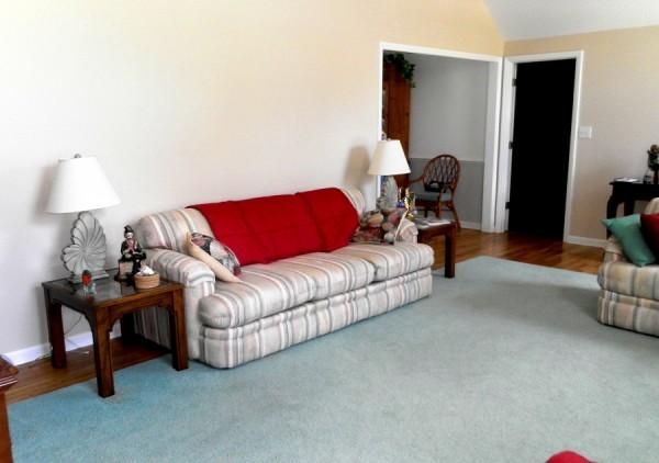 A Boring Living Room
