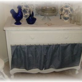 An Old Dresser Repurposed