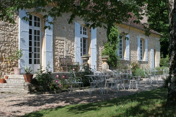 French Country Style Farmhouse