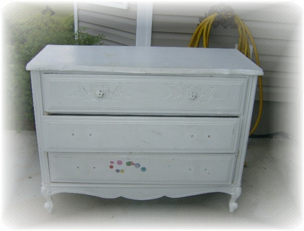 thrift store dresser