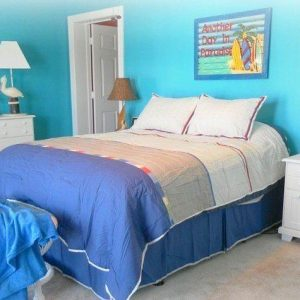 Beachy Master Bedroom
