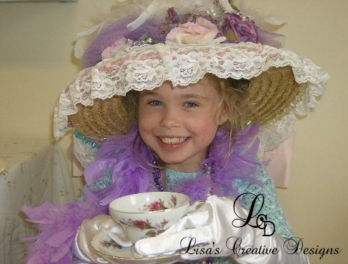 Host A Dress Up Tea Party