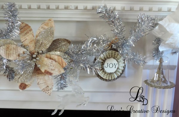 French Country Christmas Garland