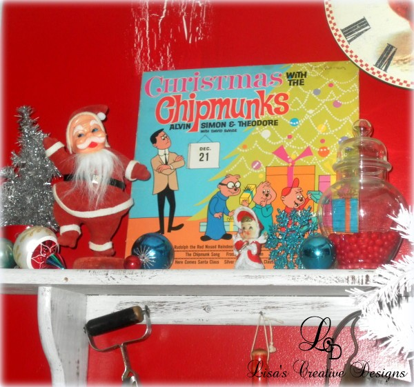 Vintage Christmas With The Chipmunks Album