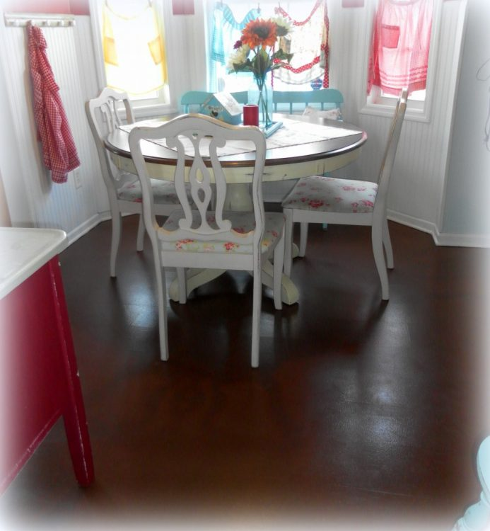 budget friendly alternatives to hardwood floors