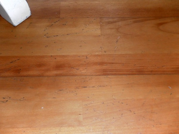 Scratched Up Laminate Floors
