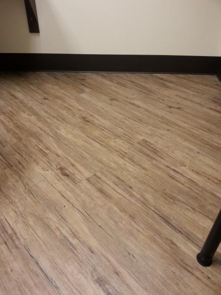Wood Inspired Ceramic Flooring