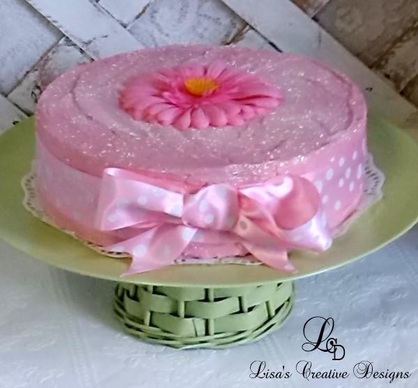 Easy DIY Crafts: How To Make A Cake Pedestal