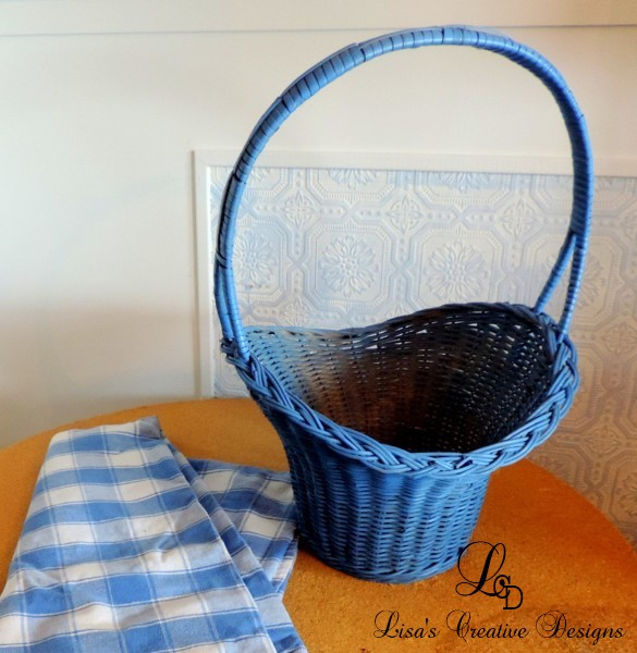 Creative Ways To Use Baskets In Displays