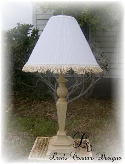 vintage cast iron pineapple table lamp