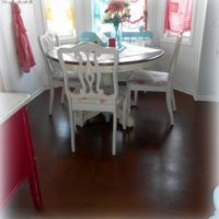 Painting Laminate Floors