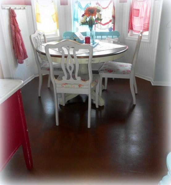 Painting Laminate Floors