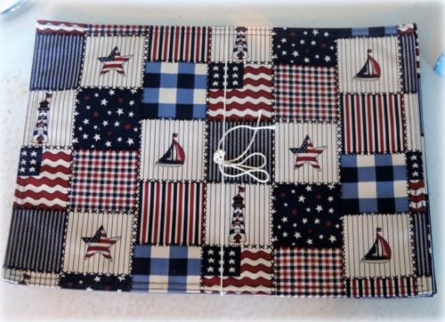 Americana Country Nautical Placemats